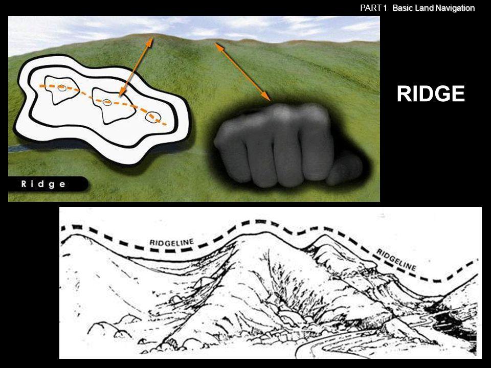 RIDGE PART 1 Basic Land Navigation