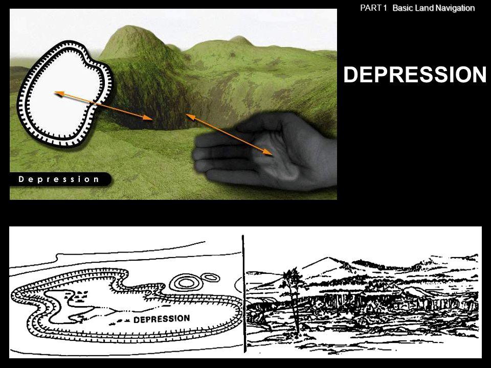 DEPRESSION PART 1 Basic Land Navigation