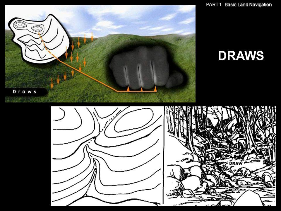 DRAWS PART 1 Basic Land Navigation