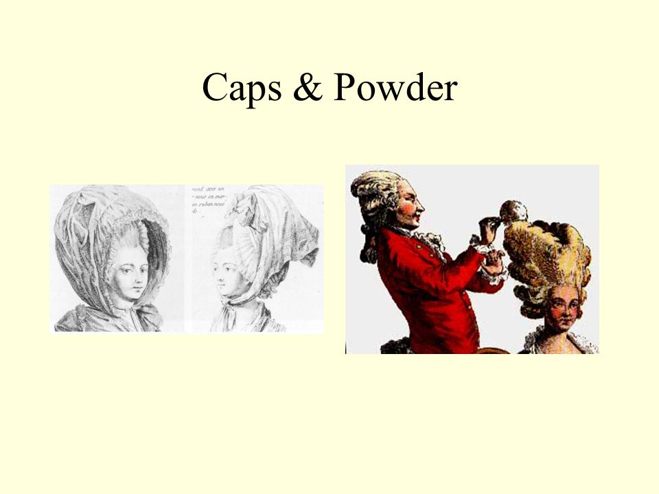 Caps & Powder