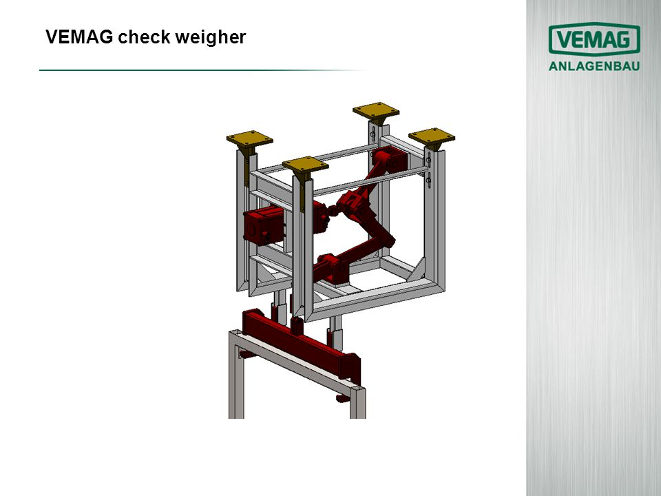 VEMAG check weigher
