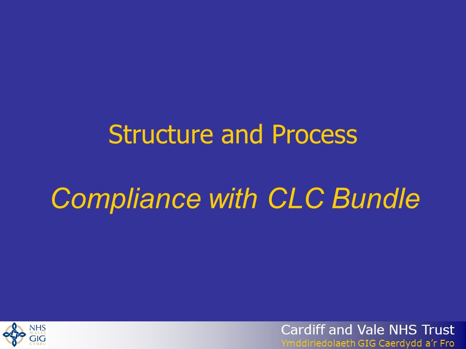 Compliance with CLC Bundle