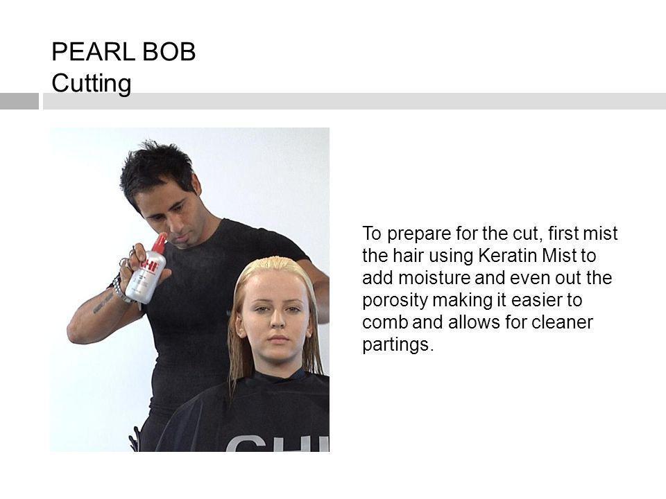PEARL BOB Cutting
