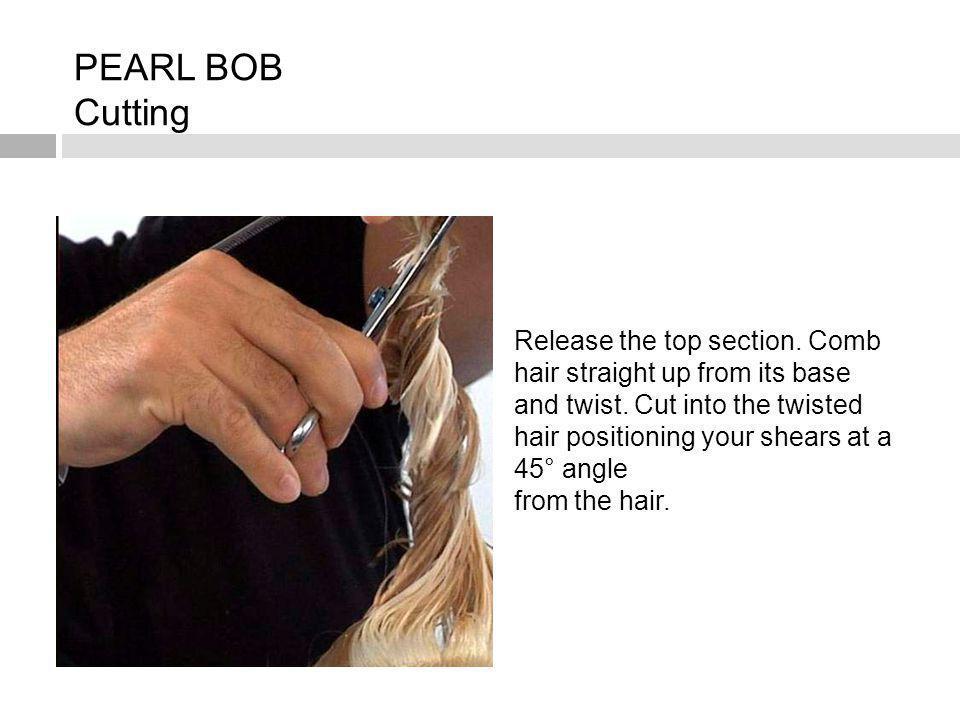 PEARL BOB Cutting.