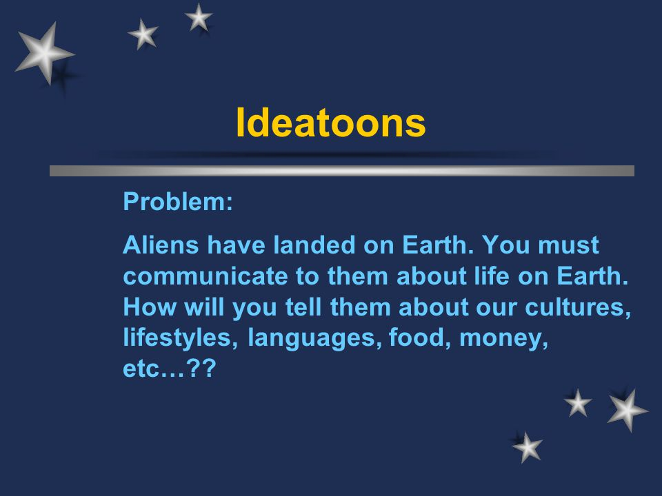 Ideatoons Problem: