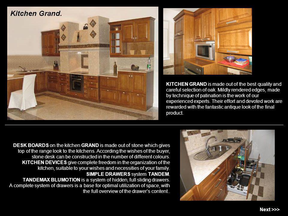 Kitchen Grand.