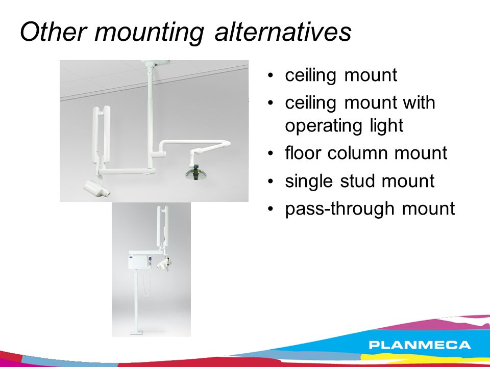 Other mounting alternatives