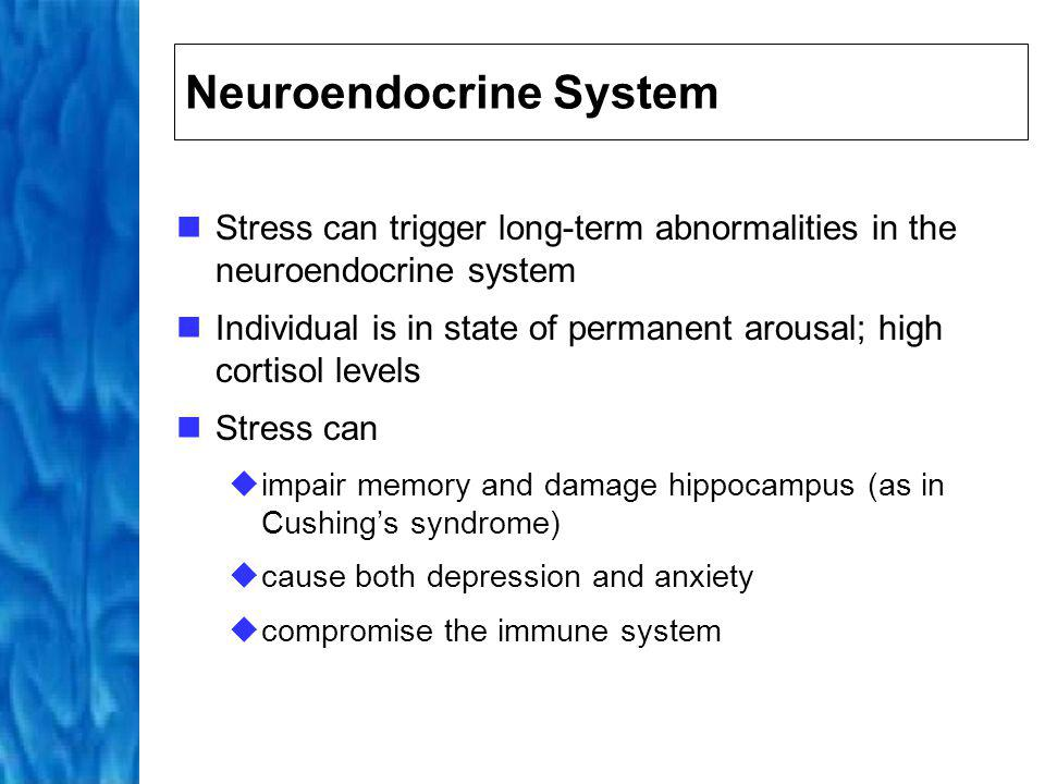 Neuroendocrine System