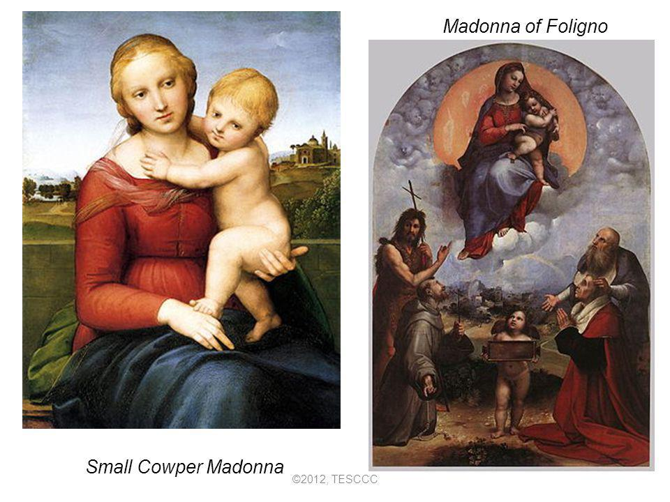 Madonna of Foligno Small Cowper Madonna ©2012, TESCCC