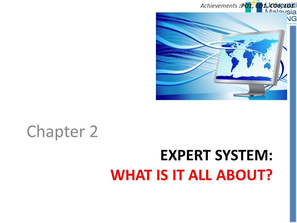 EXPERT SYSTEM: What is it all about