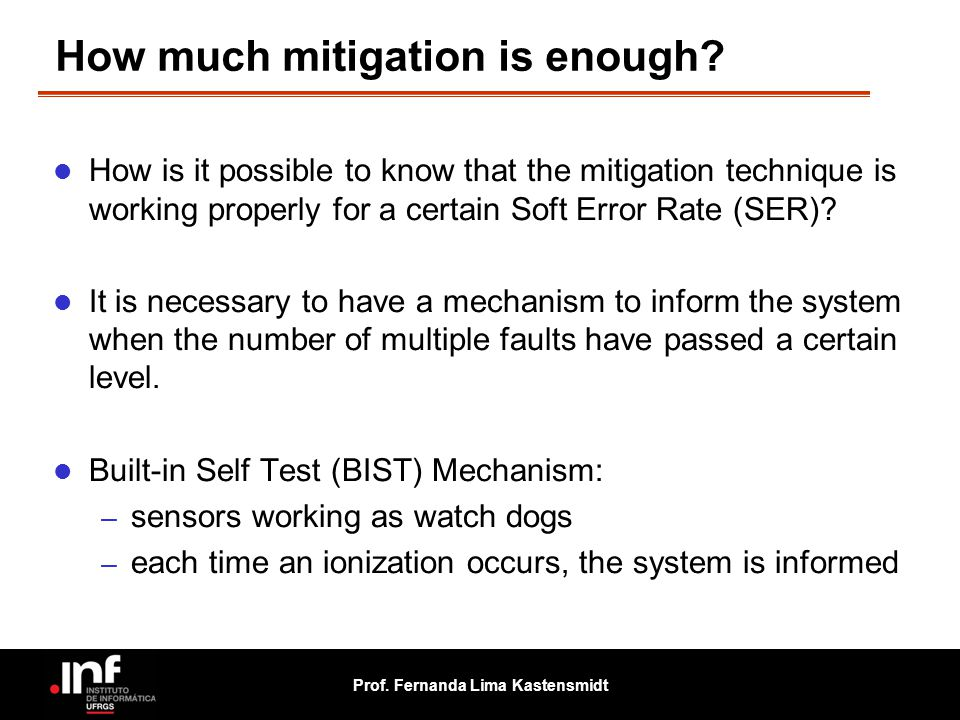 How much mitigation is enough