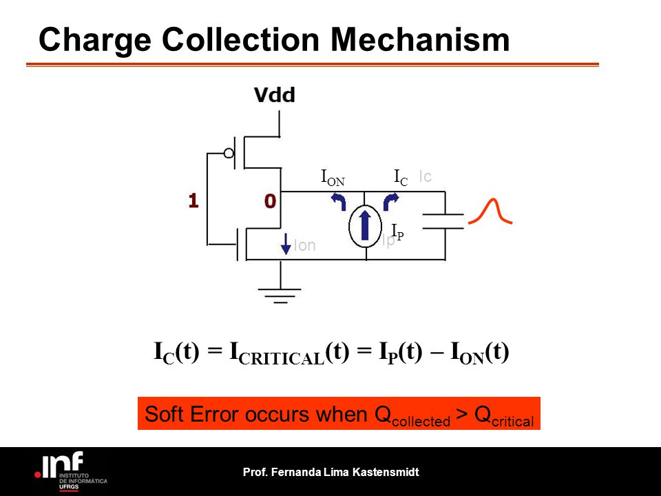 Charge Collection Mechanism