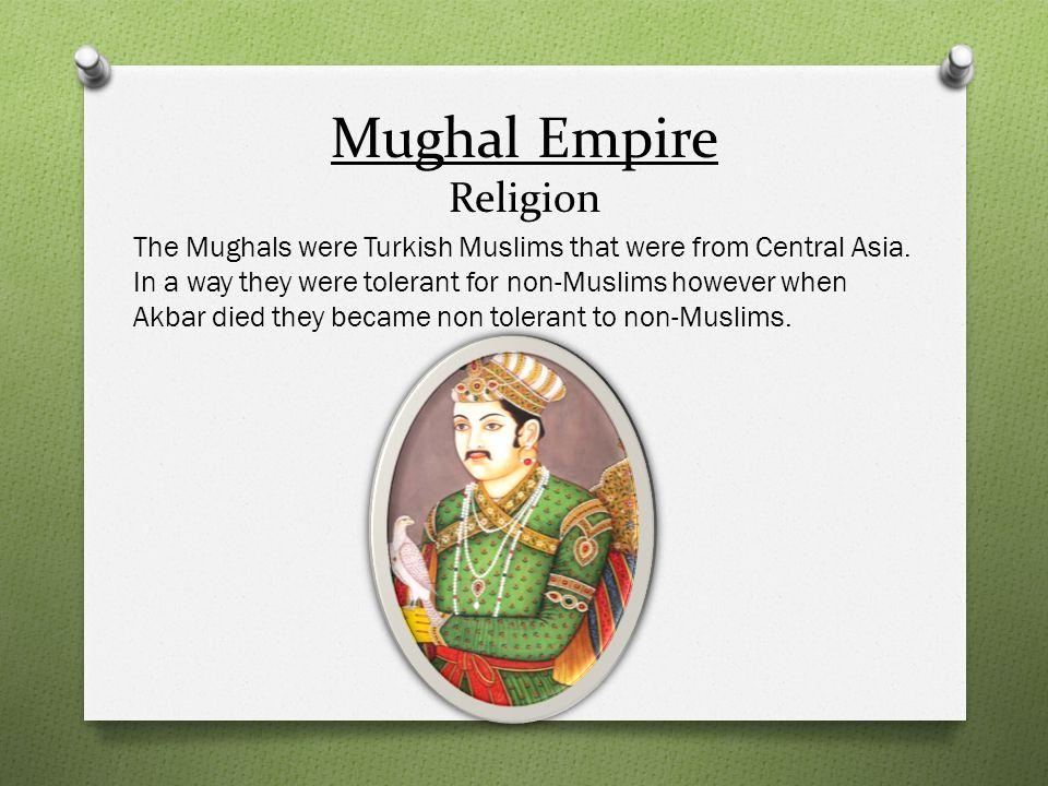 Mughal Empire Religion