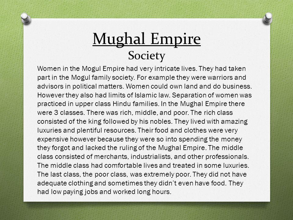 Mughal Empire Society