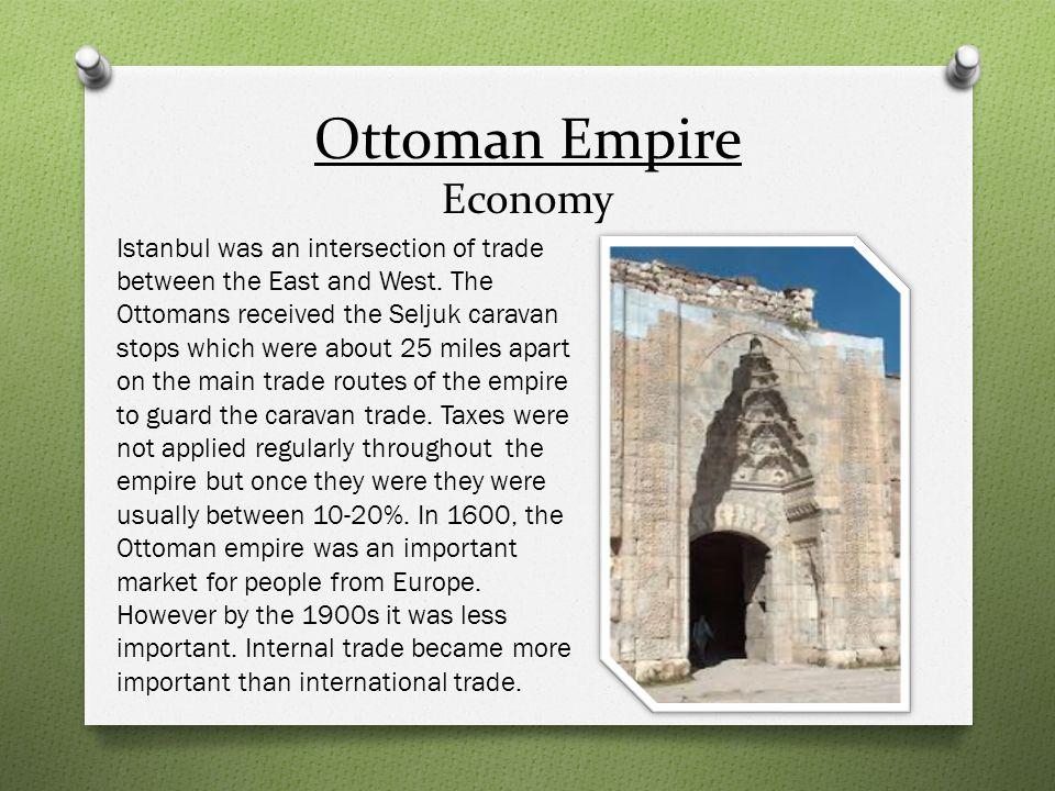 Ottoman Empire Economy