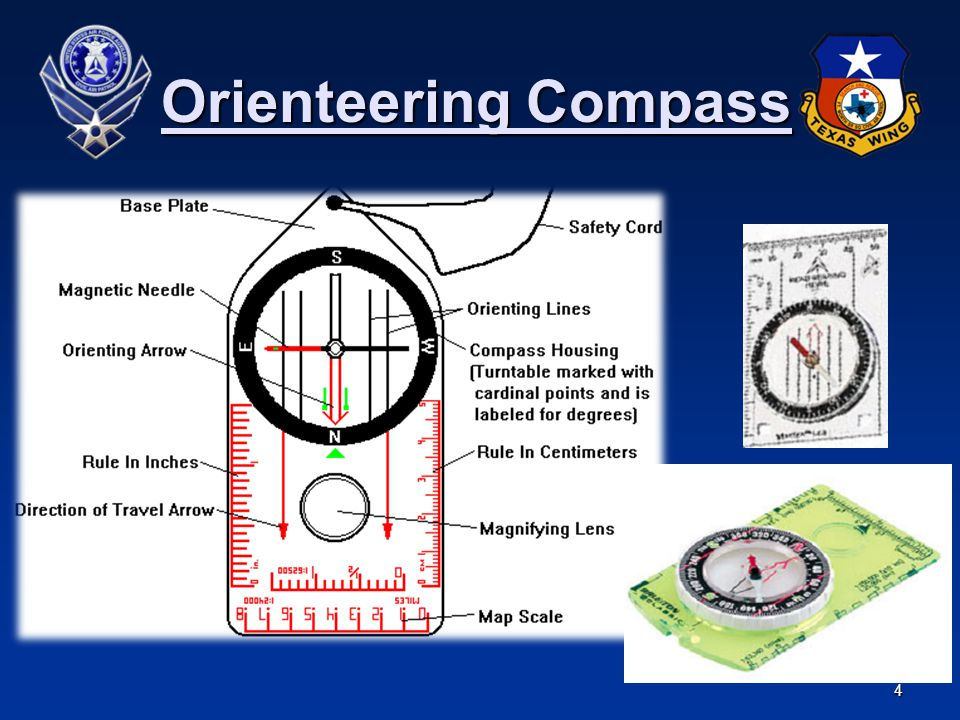 Orienteering Compass Orienteering compasses tend to be popular for hikers, mainly because they are fairly cheap and easy to use.