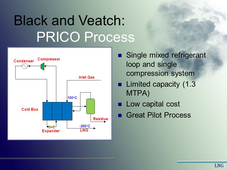 Black and Veatch: PRICO Process
