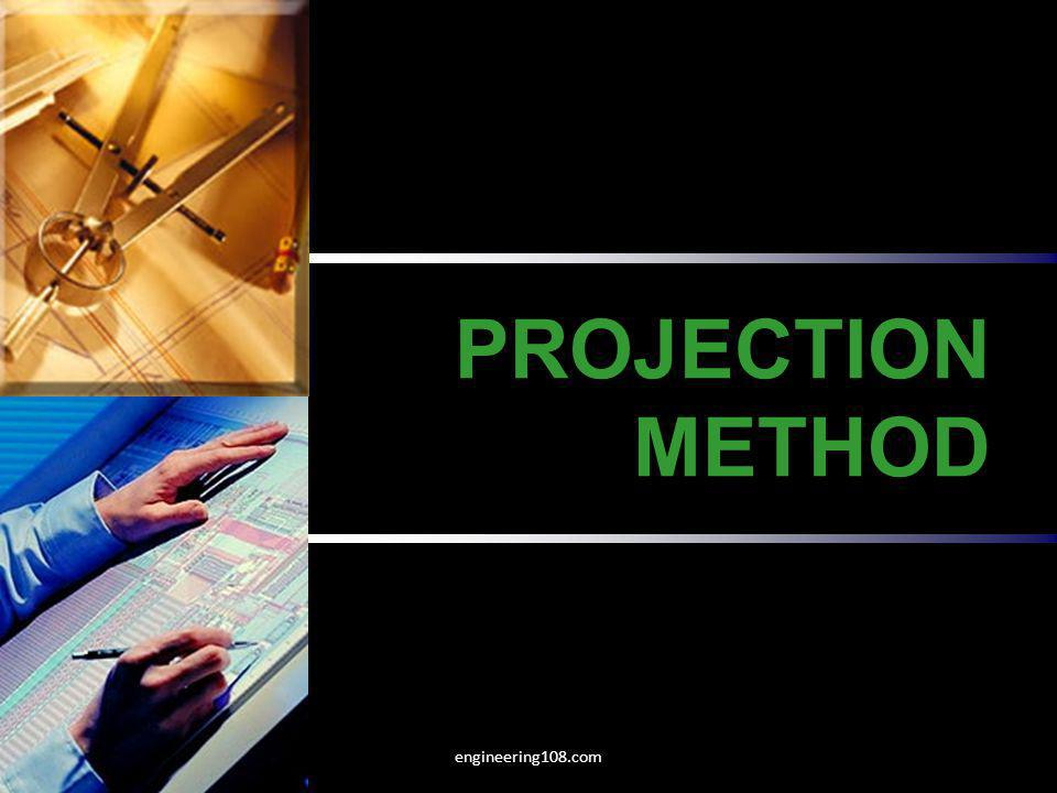 PROJECTION METHOD engineering108.com