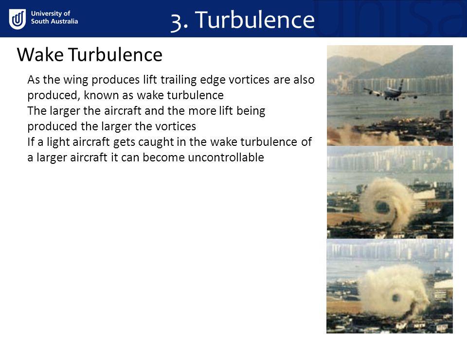 3. Turbulence Wake Turbulence