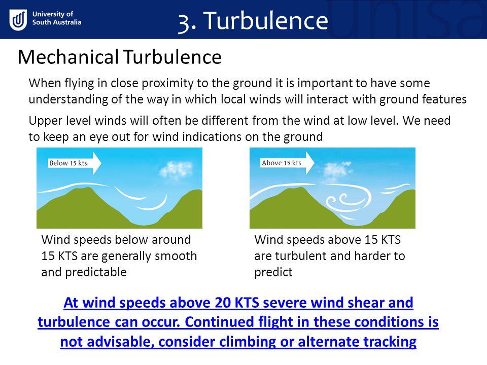 3. Turbulence Mechanical Turbulence