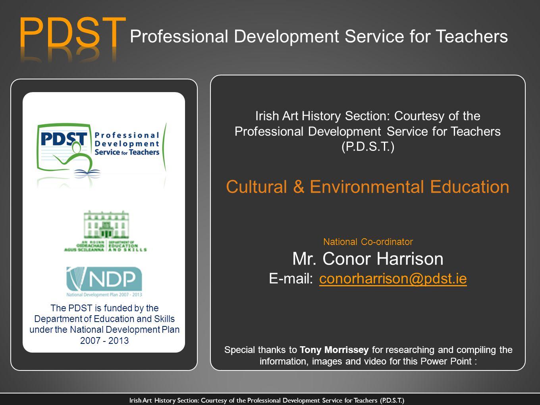 PDST Professional Development Service for Teachers
