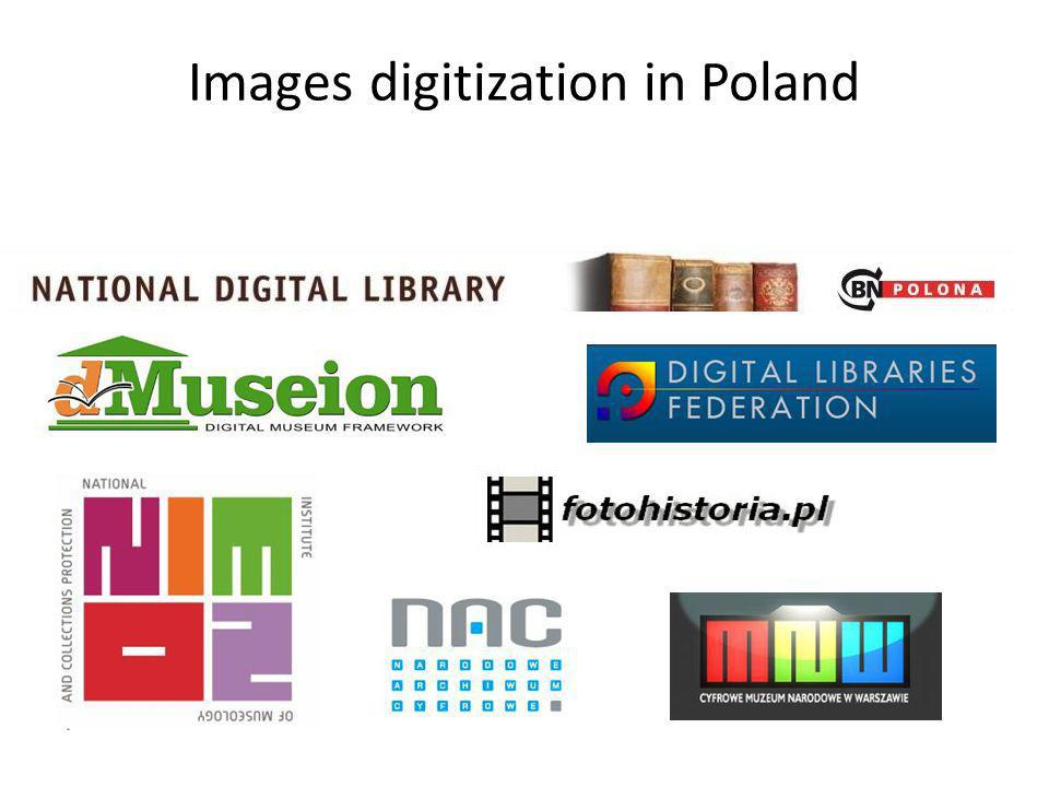 Images digitization in Poland