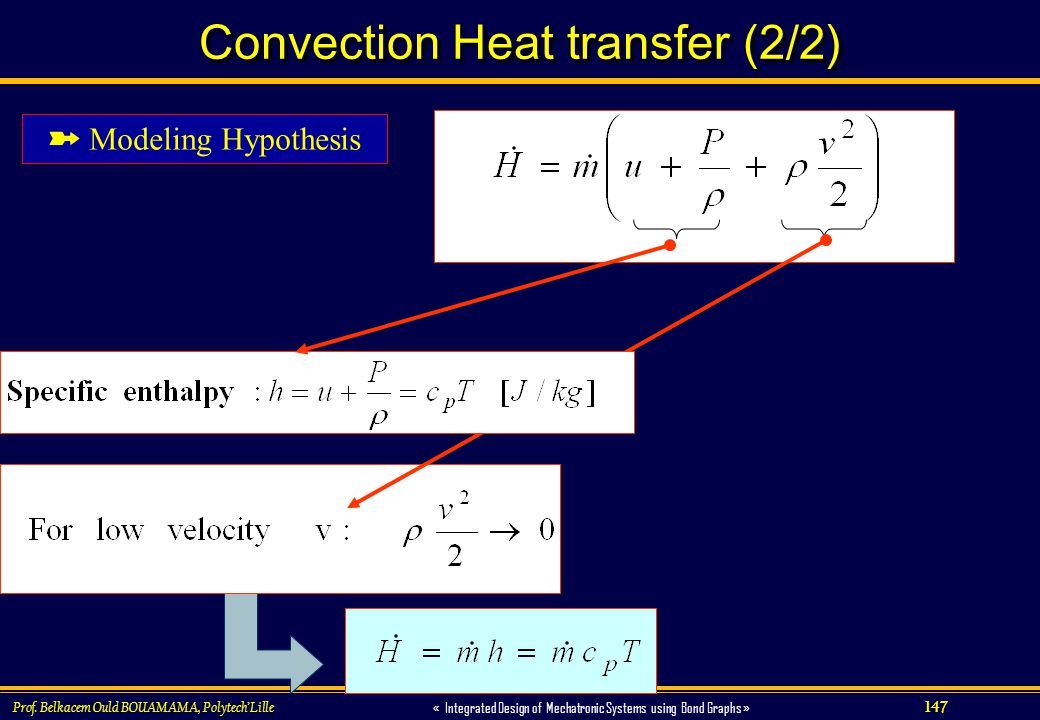 Convection Heat transfer (2/2)