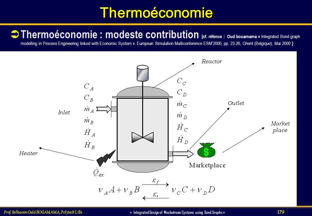 Thermoéconomie