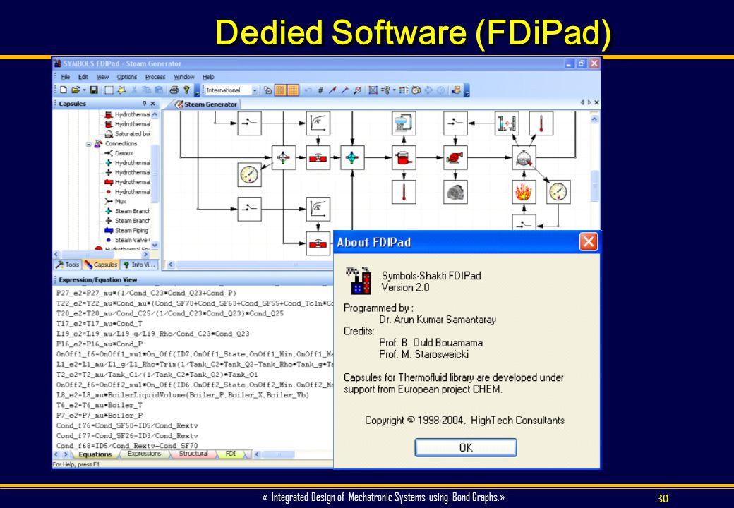 Dedied Software (FDiPad)