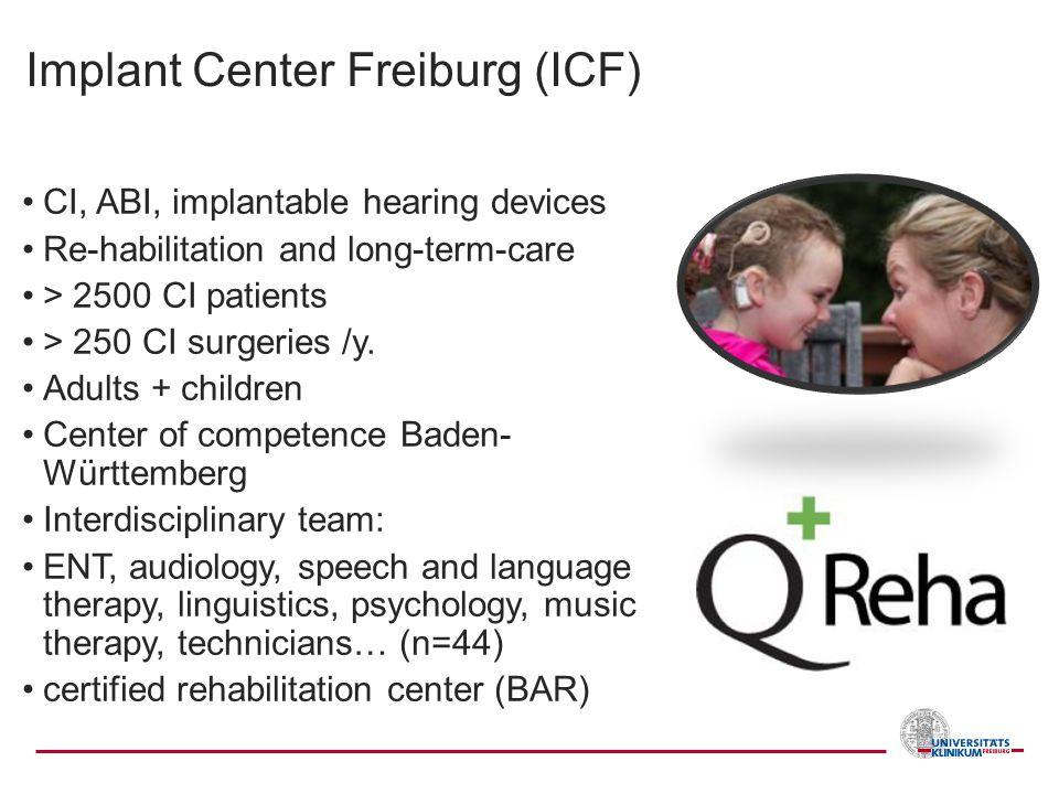 Implant Center Freiburg (ICF)