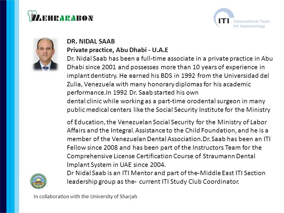 Private practice, Abu Dhabi - U.A.E