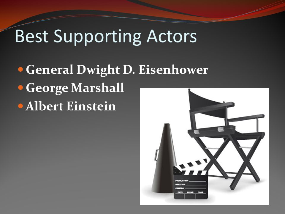 Best Supporting Actors