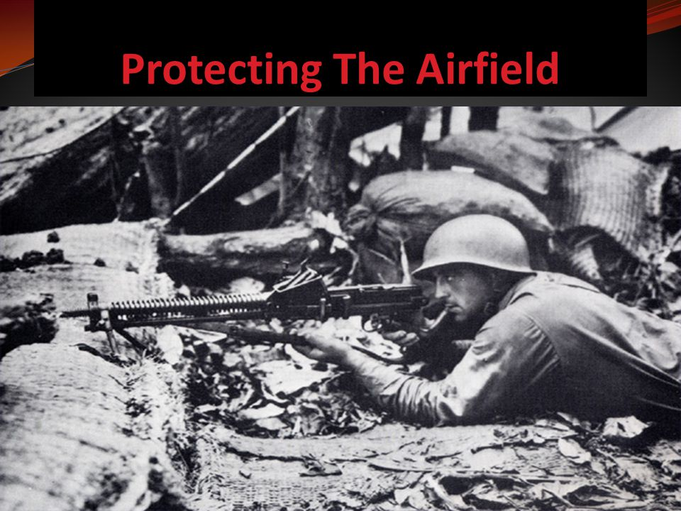 Protecting The Airfield