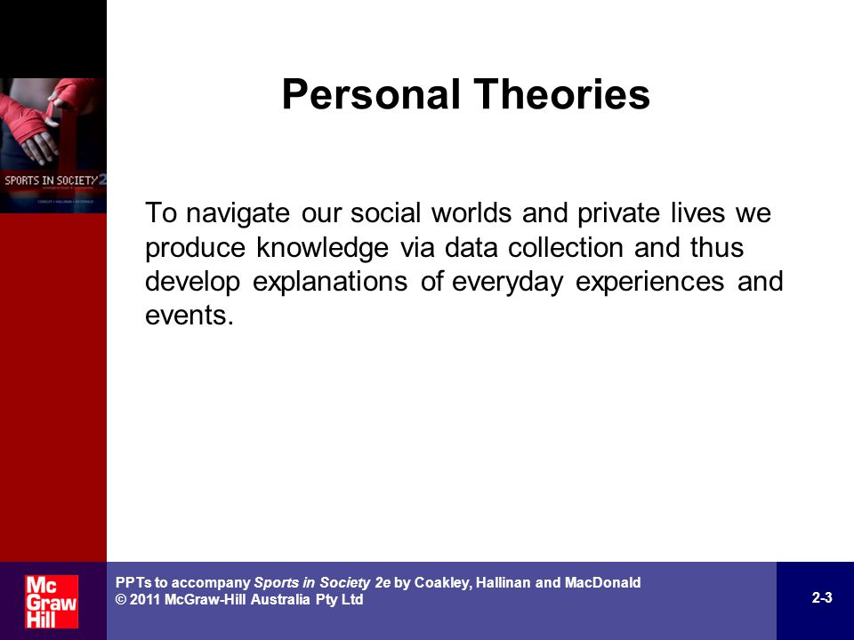 Personal Theories