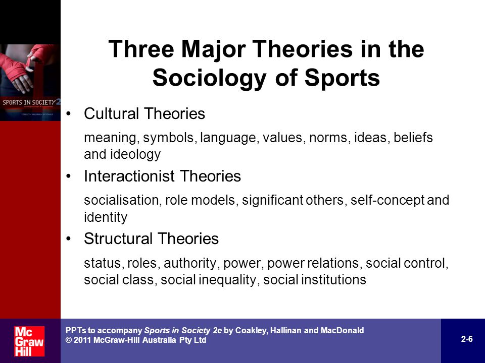 What Are the Three Theories of Sociology?