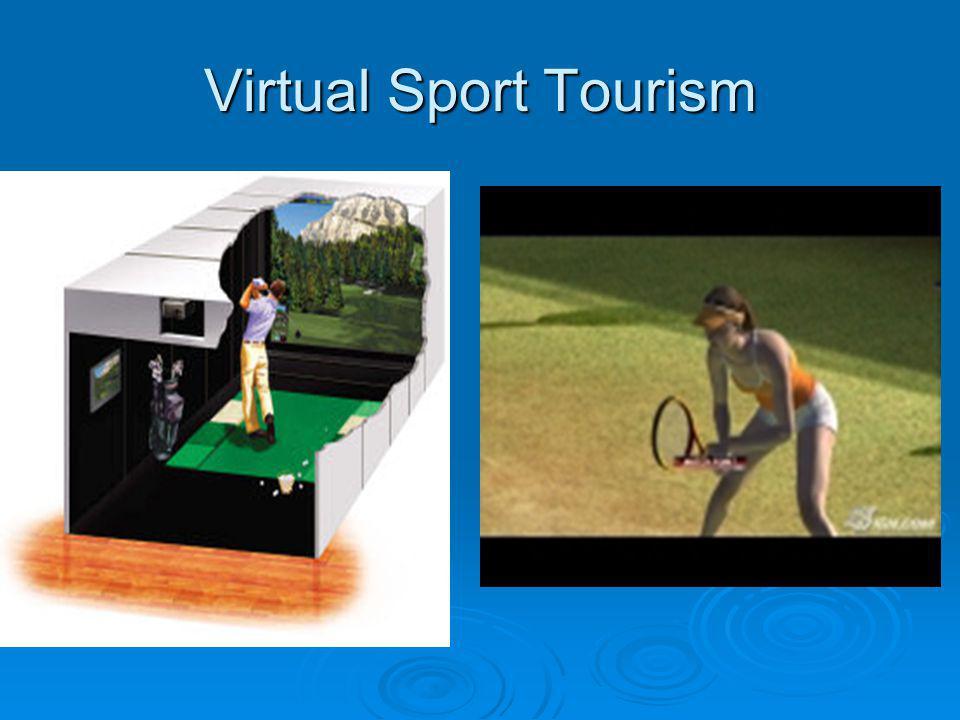 Virtual Sport Tourism