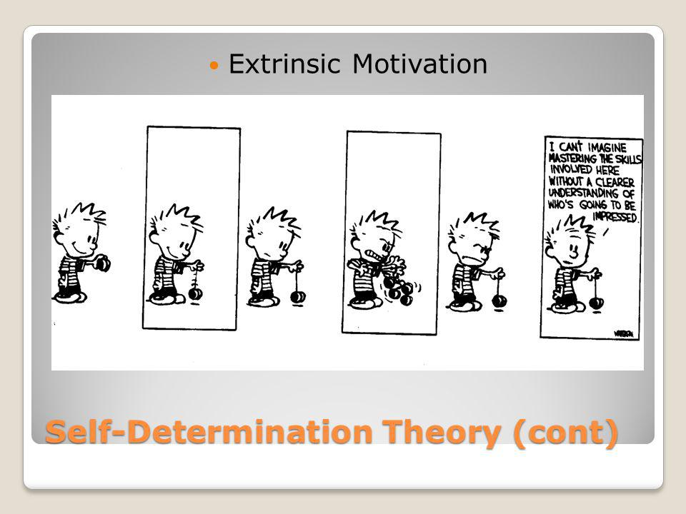 "self determination theory essay What is the self-determination theory ""self-determination theory (sdt) is a  macro theory of human motivation and personality, concerning."