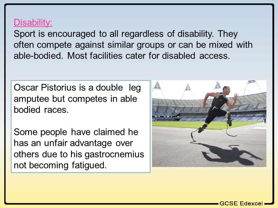 Disability: