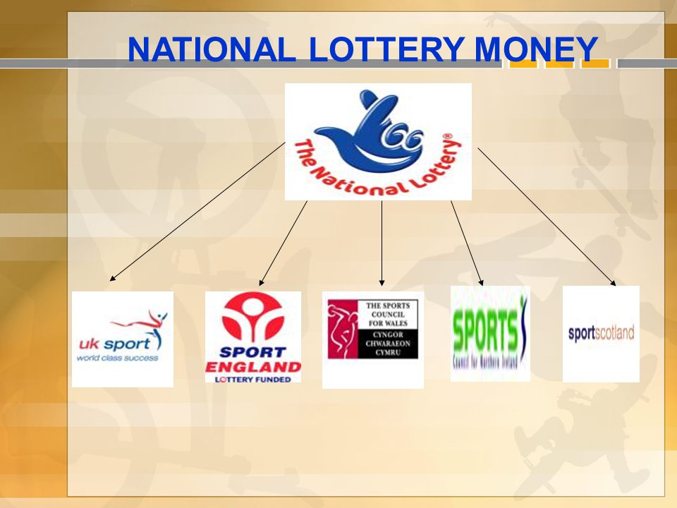 NATIONAL LOTTERY MONEY