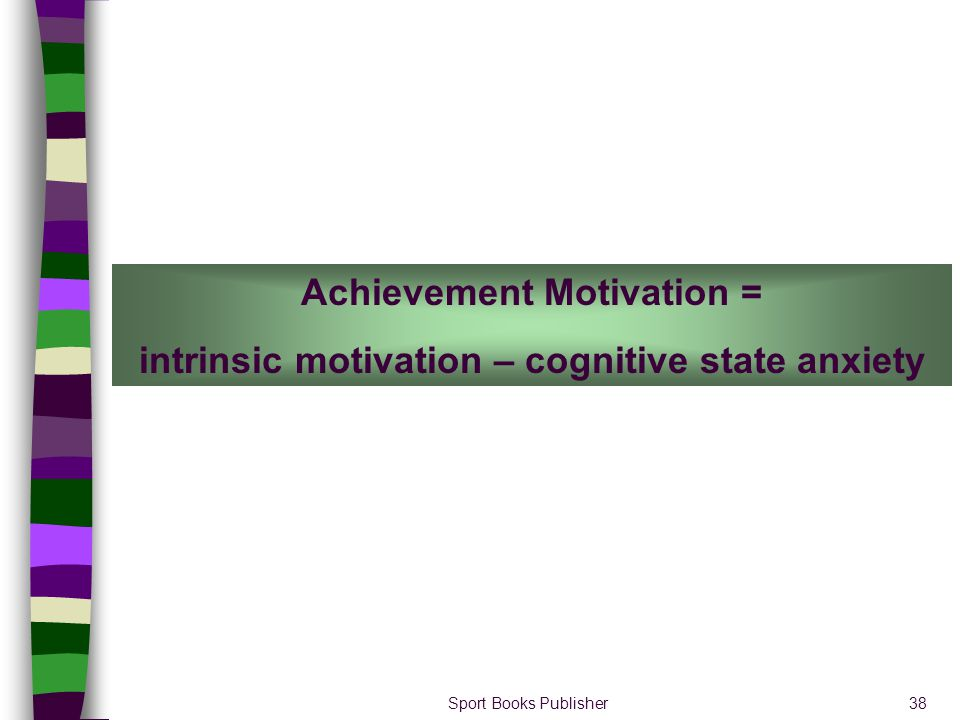 Achievement Motivation =