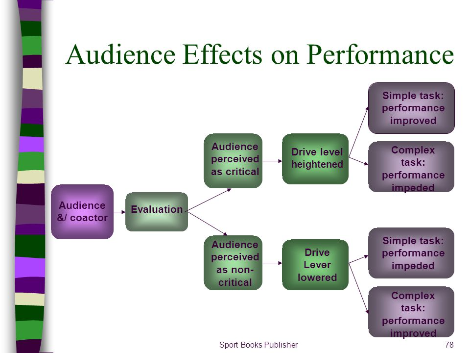 Audience Effects on Performance