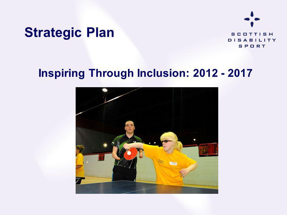 Inspiring Through Inclusion: 2012 - 2017