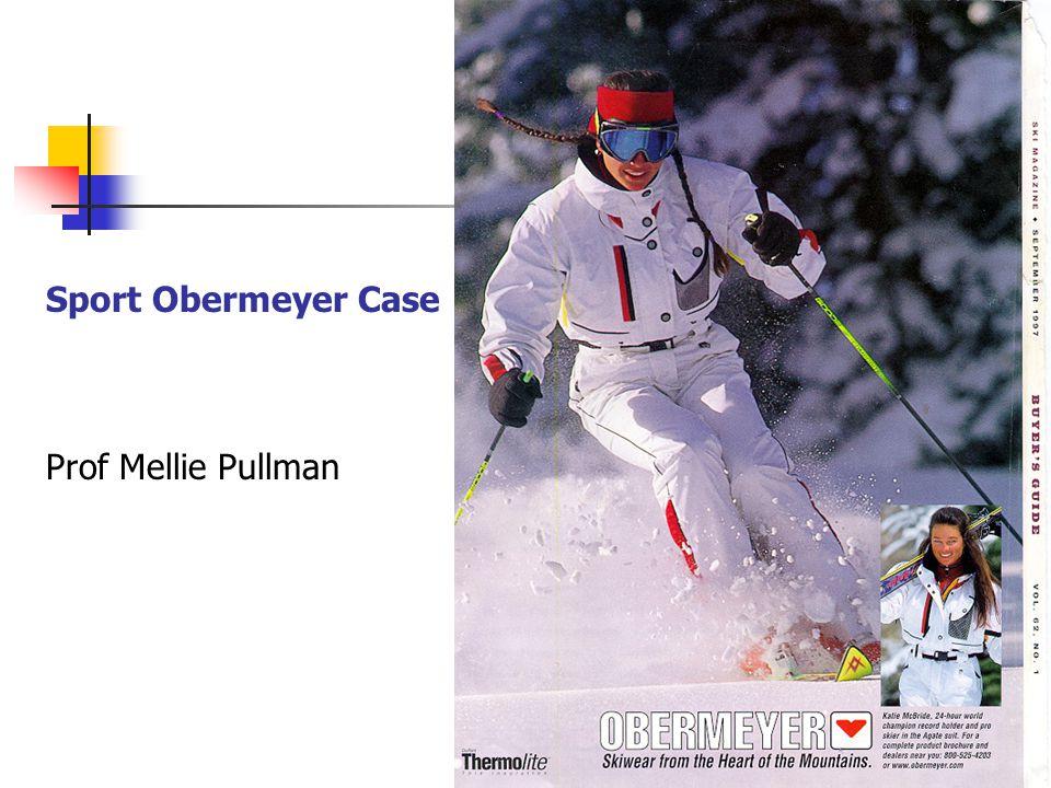 Sport Obermeyer Case Prof Mellie Pullman