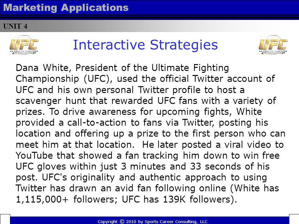 Interactive Strategies