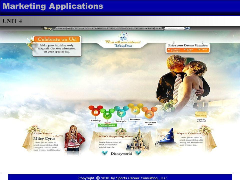 Marketing Applications