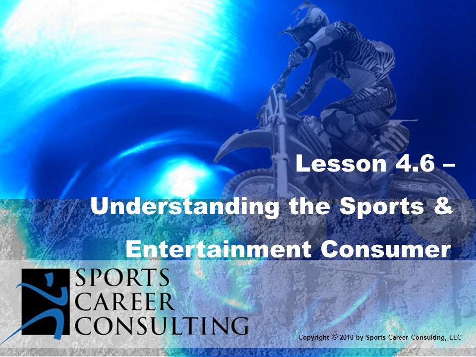 Understanding the Sports & Entertainment Consumer