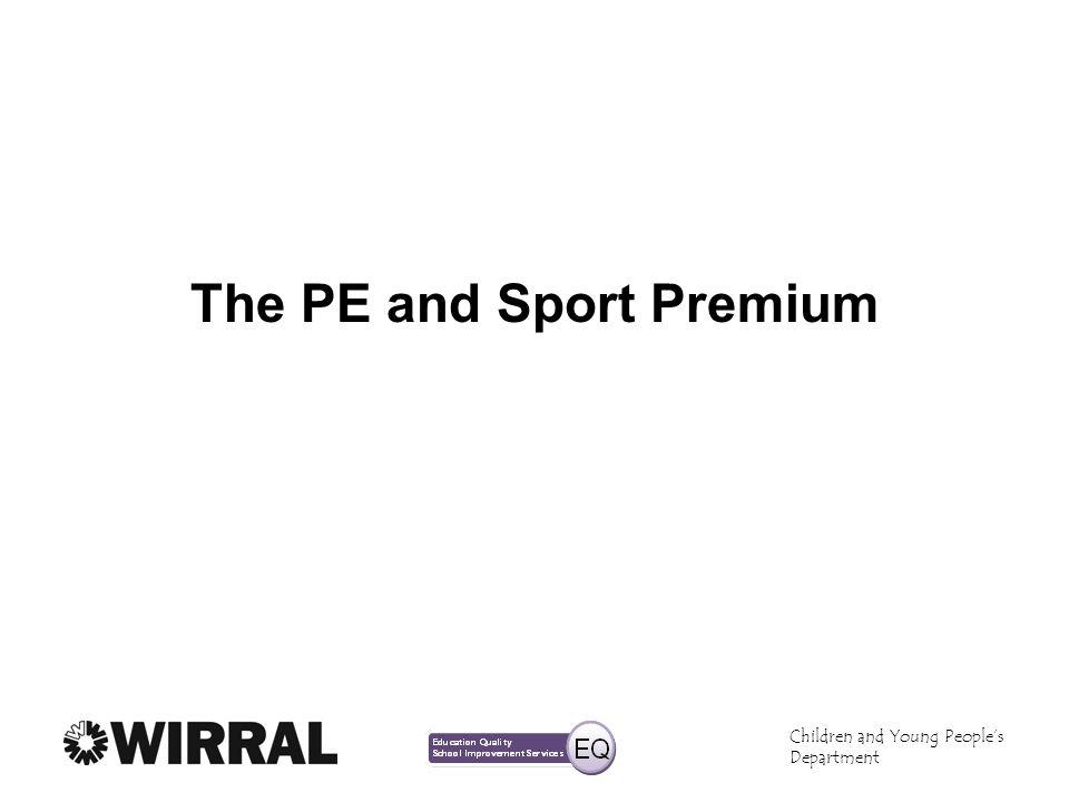The PE and Sport Premium