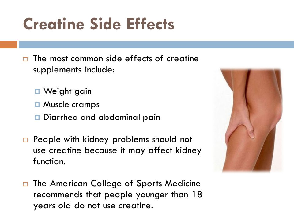 the effects of creatine a performance supplement in athletic sports Download citation on researchgate | creatine use in sports | context: the use of creatine as a dietary supplement has become increasingly popular over the past several decades despite the .