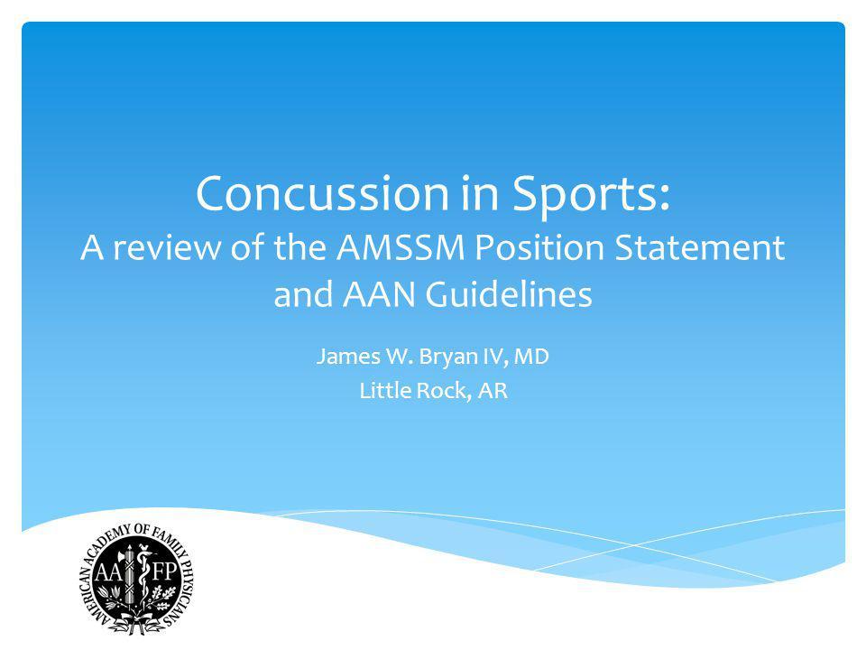 Concussion defined