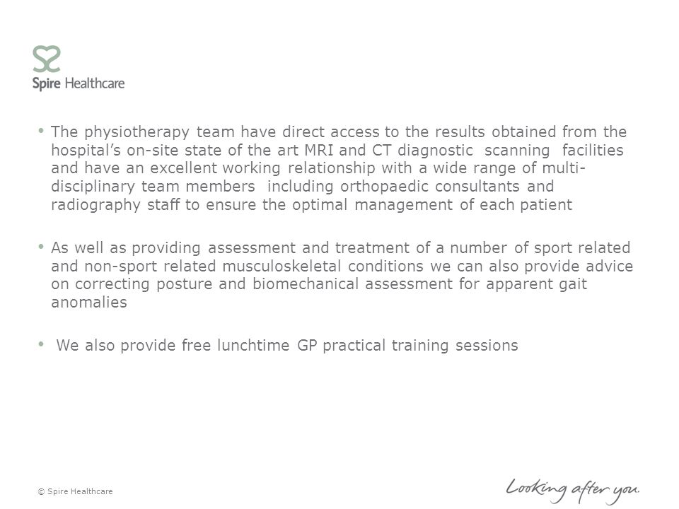 We also provide free lunchtime GP practical training sessions